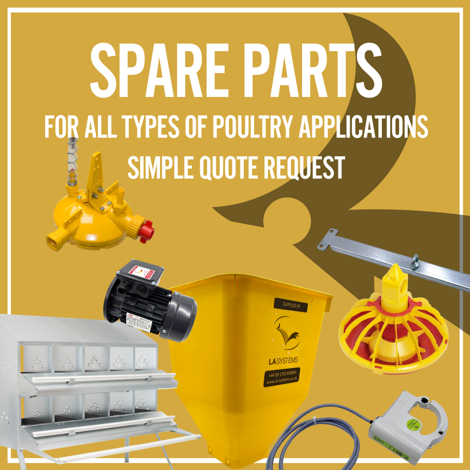 Spare Parts - Simple quote request